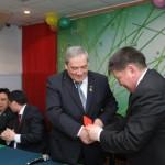 Визит заместителя Председателя Совета Федерации В.А. Штырова в Республику Саха(Якутия) 03-11 апреля 2014