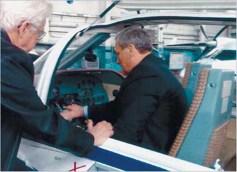 Хабаровский край. Новые модели авиационной техники для местных авиалиний на Комсомольском-на-Амуре авиастроительном заводе