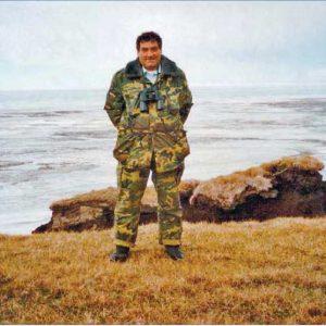 На берегу Северного Ледовитого океана. Море Лаптевых
